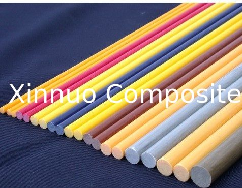 Made-in-China pultrusion process solid Glass fiber rod carbon fiber rod diameter can from 3mm to 50mm with factory price