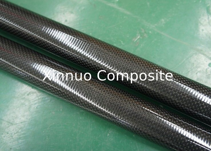 China produce  hot sell in USA carbon fiber tube can resistant corrosion/UV