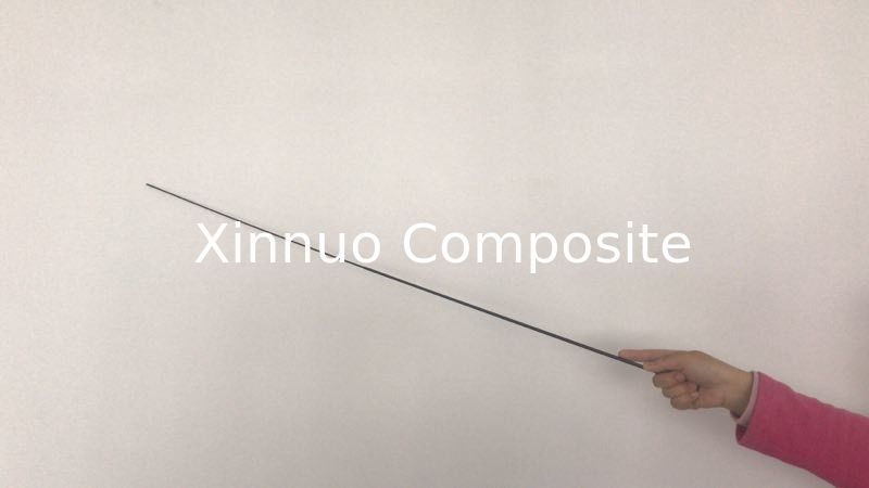 100% carbon fiber Teaching whip pole  Whip flag pole Guide pole can be telescopic or plug in
