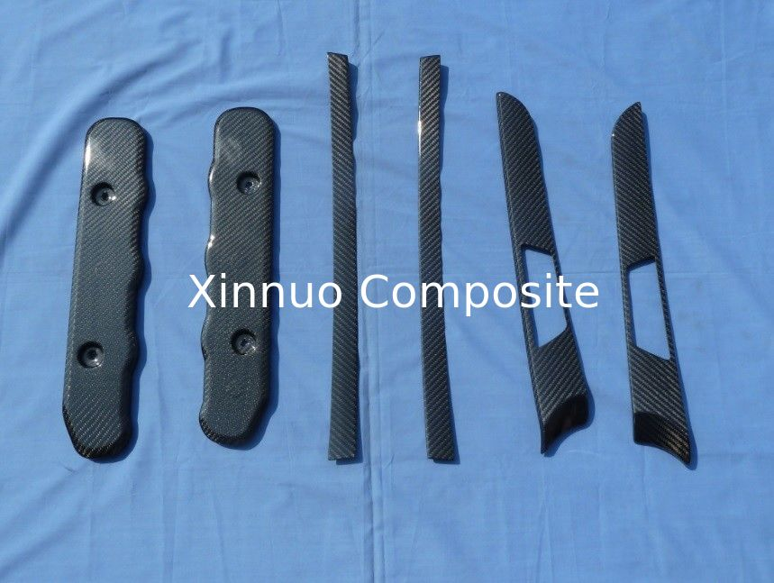 carbon fiber car interior parts cfrp carbon fiber car accessories bonnet