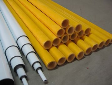 China roll wrapped glass fiber tube fiberglass tube glass fiber telescopic pole factory