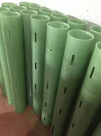 China filament winding glass fiber tube  pipe frp fiberglass tube pole can resistant 180 degree temperature  used for oilfield distributor