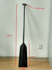 China carbon fiber dragon boat paddle adjustable length or fixed length  Sup paddle canoe Kayak paddle distributor