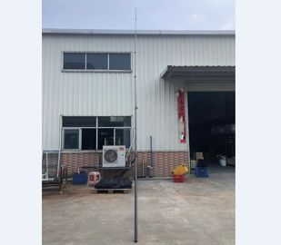 China 10.8 m 35 feet carbon fiber extension pole for window cleaning pole or Photovoltaic panel cleaning rod factory