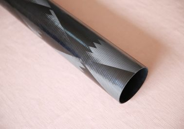 China 800 Psi 1150 PSI high- pressure high stiff carbon fiber tubes for oil field /sea water distributor